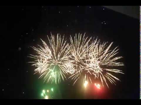 SM City Cabanatuan Opening Fireworks Display...