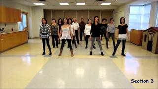The Addams Family - Line Dance (Dance & Teach)