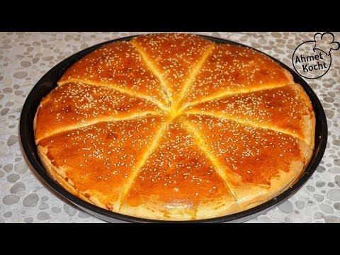 Ficcin Börek | Fıççın | Ahmet Kocht | tscherkessisch kochen | Folge 342