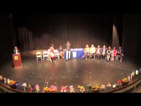 MRH 8th Grade Graduation 2014