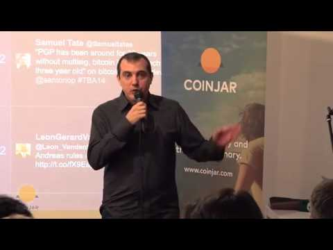 Dash: The Bitcoin Address: A. M Antonopoulos 'What Bitcoin Means For Unbanked Economies = M14E02'