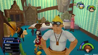 Kingdom Hearts Playthrough #3 thumbnail