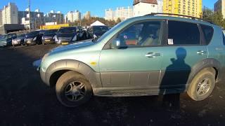 Rexton 2002 RX290 KPBFA2AD12P010978
