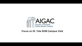 Do You Belong At Yale School Of Management Som Mba
