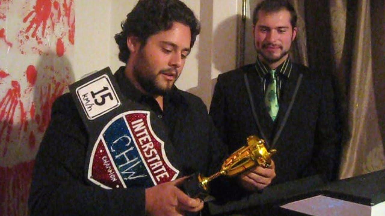 awards night comeback of the year 2014 chw backyard wrestling