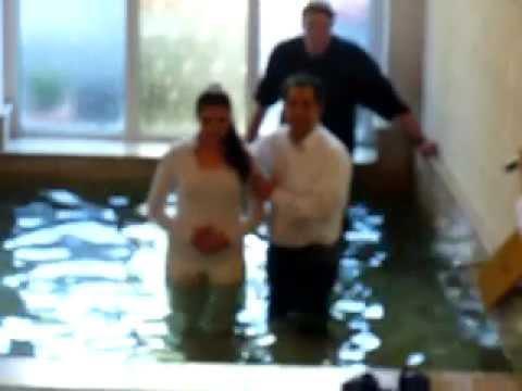 Taufe Von Baptisten