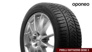 Pirelli Sottozero Serie 3