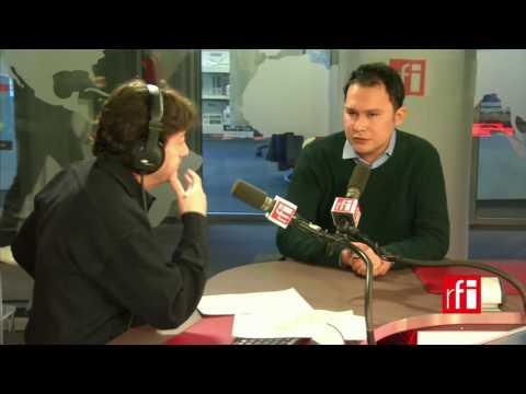 Pedro Garcia-Velasquez - Interview RFI