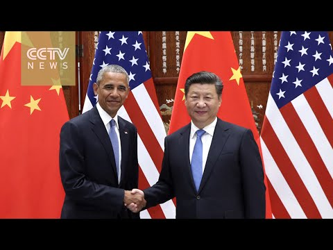 Chinese President Xi meets US President Obama ahead of G20 Summit