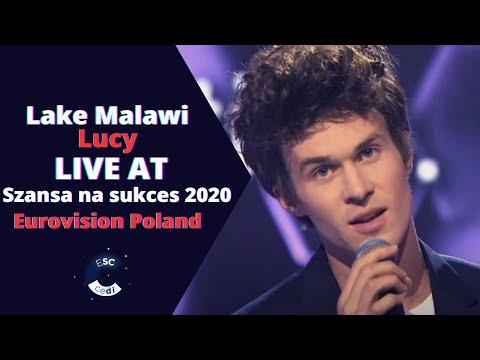 Lake Malawi - Lucy | Szansa na sukces 2020 Finał (Eurovision Poland)