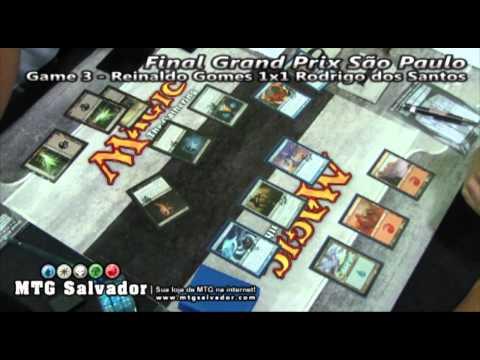Final Grand Prix São Paulo 2012 (Games 2 e 3)
