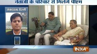 Modi Invites Netaji Subhas Chandra Bose