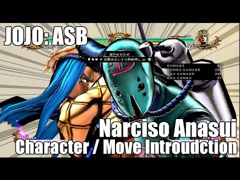 Memetaa TV 03: Jojo ASB - Narciso Anasui Introductory Tutorial