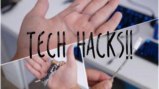 Tech Life Hacks You NEED to Do! #1