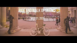 Virtual Ride & Walk of Silence Event