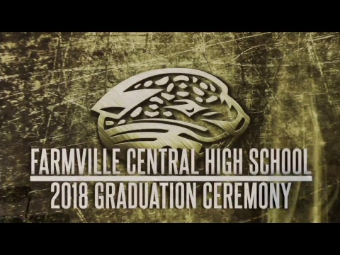 Farmville Central High School Graduation 2018