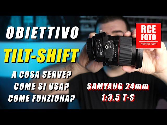 Samyang 24mm 3.5 T-S (Tilt-Shift)