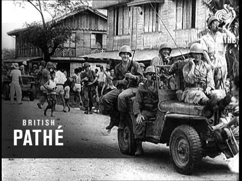Manila Retaken (1945)