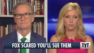 Fox News Begging Not To Be Sued Over Coronavirus Lies