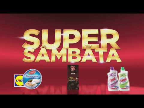Super Sambata la Lidl • 15 Septembrie 2018
