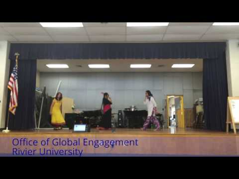 Rivier International Students Engagement