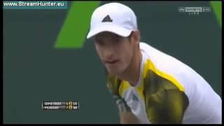 Andy Murray vs Grigor Dimitrov - 3R - ATP Miami 2013