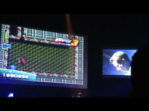 Video Games Live- Megaman - Paris  2014