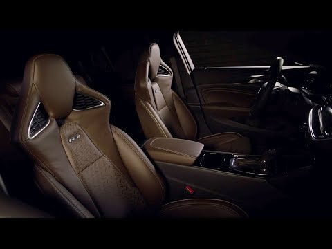 2018 Opel Insignia GSi – The Sport Seats