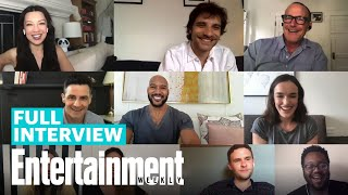 Chloe Bennet, Clark Gregg, More Give 'Agents Of S.H.I.E.L.D.' Exit Interview | Entertainment Weekly
