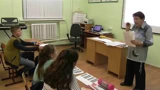 Открытый урок по сольфеджио (6 класс ДПОП ) преподавателя Мурзиной О.В.