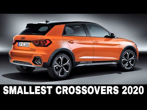 10 Smallest Crossovers to Buy in 2020: Affordable New Models and their Specifications