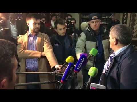 Khabib Nurmagomedov In Russia After Winning UFC Belt : FULL FOOTAGE