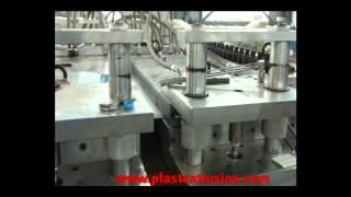 Pvc Foam Board Extrusion Line Pvc Furniture Board Making Machine
