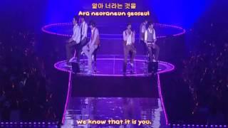 Video Shinhwa - The Story We Haven't Finished Yet「Eng Sub + Romanization + Hangul」 download MP3, 3GP, MP4, WEBM, AVI, FLV Juni 2018