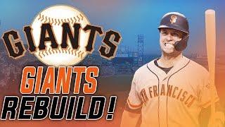 SAN FRANCISCO GIANTS REBUILD! MLB The Show 19 Franchise Mode