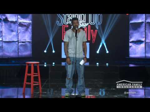 Deon Cole  Saying Grace