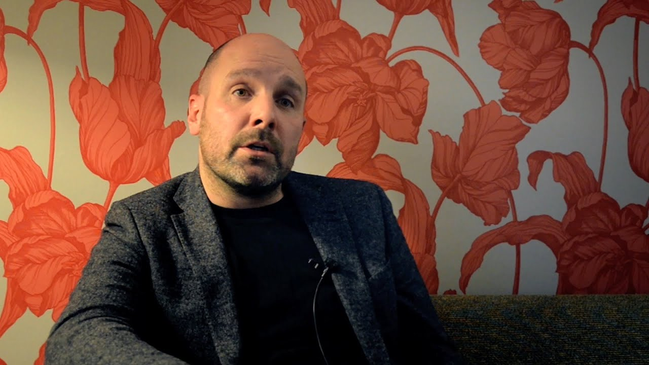 johnny harris fragment of fear