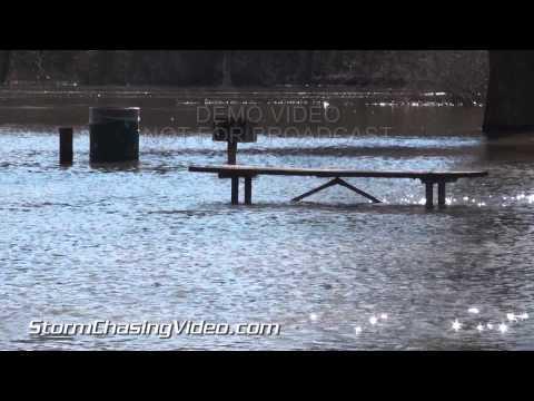 12/26/2013 Big Muddy River Crest in Murphysboro, IL