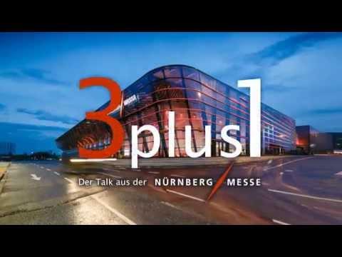 """""""3plus1"""" - 10 Jahre Metropolregion Nürnberg (Folge 1)"""