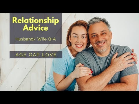 IS AGE GAP LOVE A BIG DEAL? Finances, Intimacy, Communication + MORE! | AmandaMuse