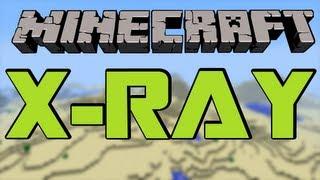 MINECRAFT MOD: X-RAY [1.7.5] - HD [German/Deutsch] Review/Tutorial