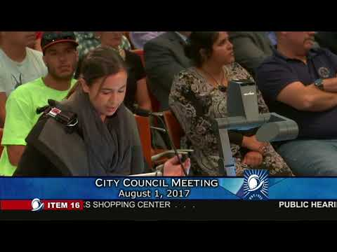 CCC 812017 Kim-Mai Cutler Testimony to Cupertino Council