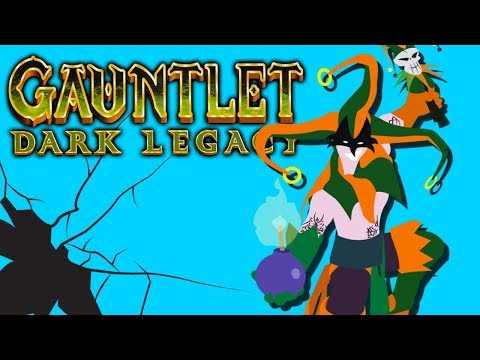 Gauntlet: Dark Legacy | KBash Game Reviews