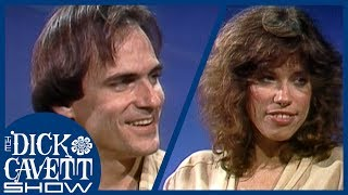 Carly Simon & James Taylor Talk Music and Being the Ugliest in Their Family | The Dick Cavett Show