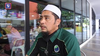 'Hak polis untuk nafi tapi saya penduduk asal di situ' - peniaga burger