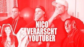 NICO VERARSCHT YOUTUBER   Originale Bräune   inscope21