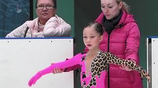 Виктория Яковец 3 юношеский разряд 2017год