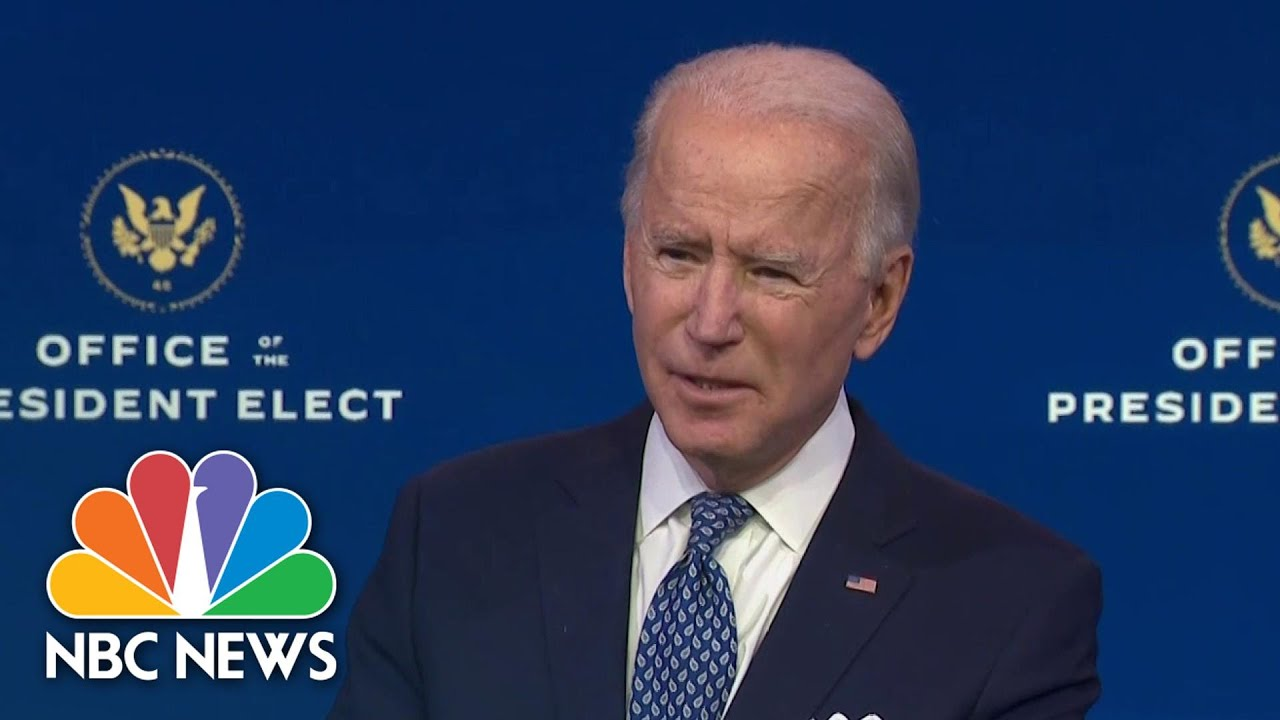 Stimulus check update: Now that Biden is in office, how soon could ...