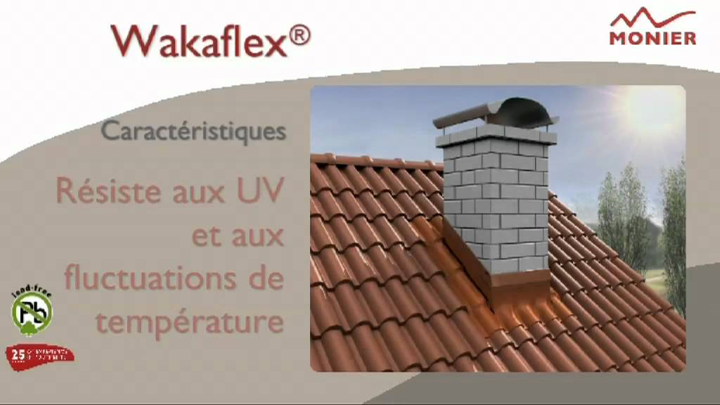 Wakaflex youtube - Pose d un solin en plomb cheminee ...