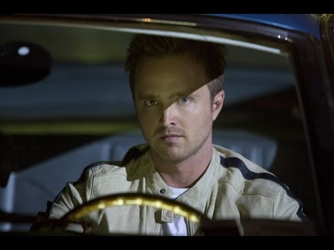 Aaron Paul, Scott Mescudi and Scott Waugh Chat NEED FOR SPEED with AMC